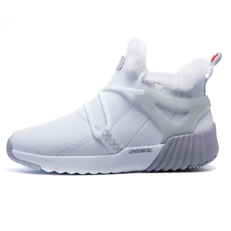 Damskie sportowe buty zimowe